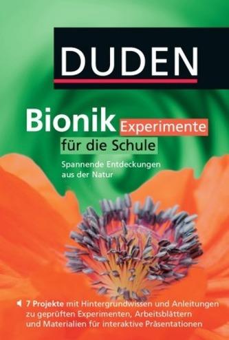 Duden Bionik, 1 DVD-ROM