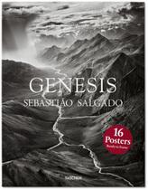 Genesis - Sebastiao Salgado, Poster Box