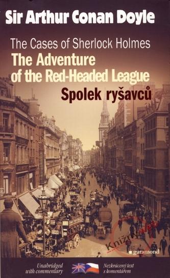 Spolek ryšavců The Adventure of the Red-Headed League