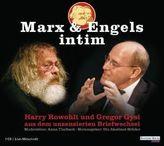 Marx & Engels intim, Audio-CDs