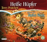 Heiße Hüpfer, 3 Audio-CDs