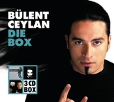 Bülent Box, 3 Audio-CDs