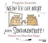 Nein! Ich geh nicht zum Seniorentreff!, 4 Audio-CDs