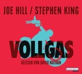 Vollgas, 2 Audio-CDs