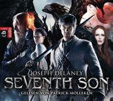 Seventh Son, 4 Audio-CDs