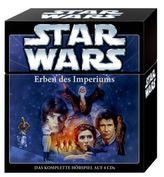 Star Wars Box 1 - Erben des Imperiums, 4 Audio-CDs. Box.1