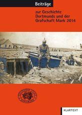 Beiträge zur Geschichte Dortmunds und der Grafschaft Mark. Bd.105/2014