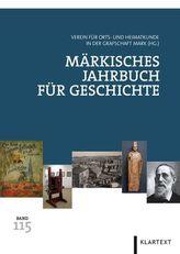 Märkisches Jahrbuch für Geschichte 115