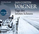 Tage des letzten Schnees, 5 Audio-CDs