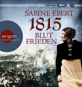 1815 - Blutfrieden, 3 MP3-CDs