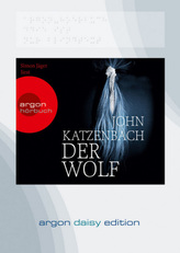 Der Wolf, 1 MP3-CD (DAISY Edition)