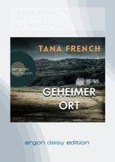 Geheimer Ort, 1 MP3-CD (DAISY Edition)