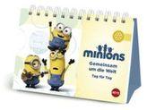 Minions - Gemeinsam um die Welt. Geschenkbuch