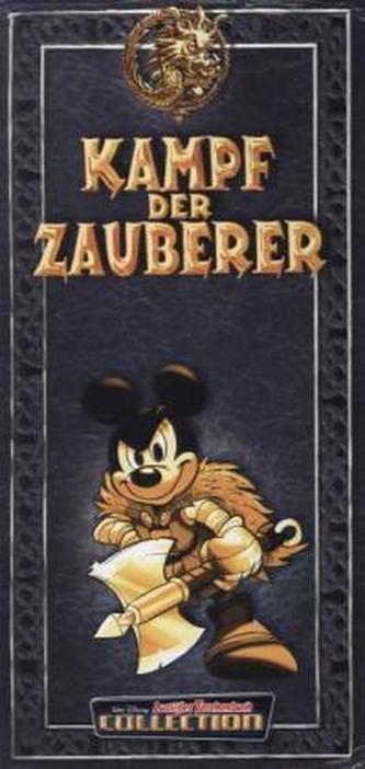 Kampf der Zauberer, 5 Bände (Sammelbox) - Disney, Walt