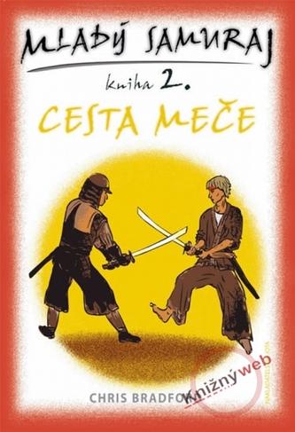 Mladý samuraj kniha 2.