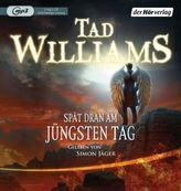 Spät dran am Jüngsten Tag, 2 MP3-CDs