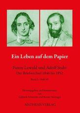 Ein Leben auf dem Papier - Fanny Lewald und Adolf Stahr