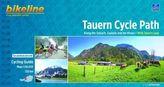 Bikeline Cycling Guide Tauern Cycle Path. Bikeline Radtourenbuch Tauern-Radweg, englische Ausgabe