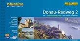 Bikeline Radtourenbuch Donau-Radweg. Tl.2