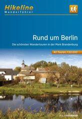 Hikeline Wanderführer Rund um Berlin