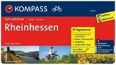 Kompass Fahrradführer Rheinhessen