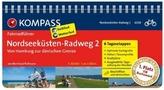 Kompass Fahrradführer Nordseeküsten-Radweg. Tl.2