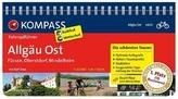 Kompass Fahrradführer Allgäu Ost