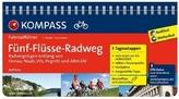 Kompass Fahradführer Fünf-Flüsse-Radweg