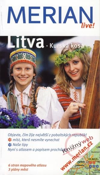 Merian 90 - Litva, Kurská kosa