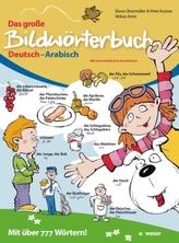 Das große Bildwörterbuch Deutsch-Arabisch, m. Audio-CD