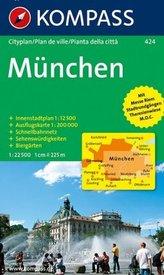 Kompass Stadtplan München