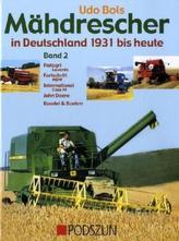 Fiatagri (Laverda), Fortschritt (MDW), International (Case IH), John Deere, Ködel & Böhm