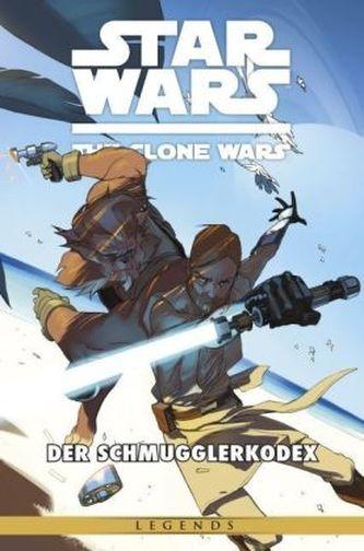Star Wars, The Clone Wars - Der Schmugglerkodex - Aclin, Justin