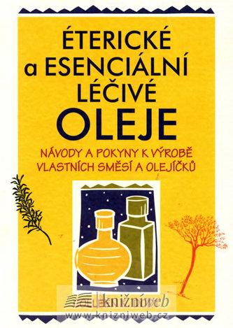 Éterické a esenciální oleje