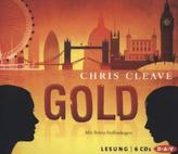Gold, 6 Audio-CDs