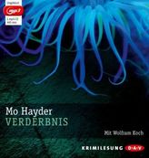 Verderbnis, 1 MP3-CD