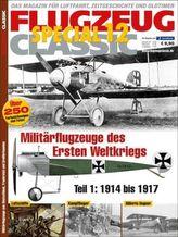 Militärflugzeuge des Ersten Weltkriegs. Tl.1
