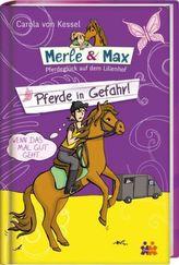 Merle & Max - Pferde in Gefahr!