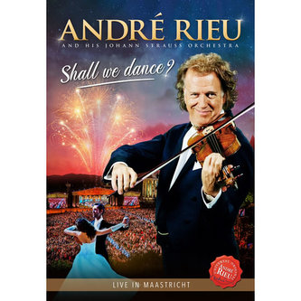 Andre Rieu: Shall We Dance DVD