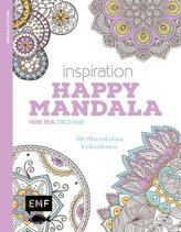 Inspiration Happy Mandala