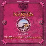 Die Chroniken von Narnia - Die Reise auf der Morgenröte, 5 Audio-CDs