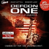 Defcon One, 6 MP3-CDs