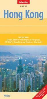 Nelles Maps Hong Kong