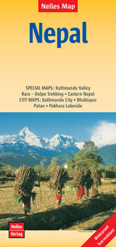 Nelles Maps Nepal, Polyart-Ausgabe