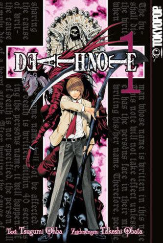 Death Note. Bd.1 - Ohba, Tsugumi