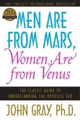 Men Are from Mars, Women Are from Venus. Männer sind anders. Frauen auch, englische Ausgabe