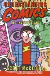 Understanding Comics. Comics richtig lesen, engl. Ausgabe
