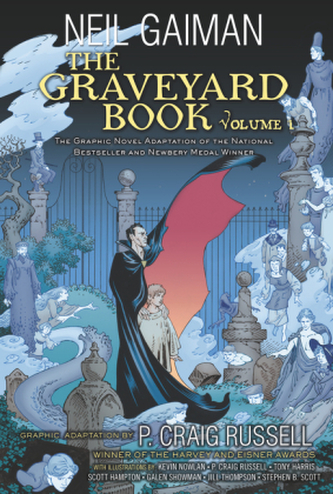 The Graveyard Book. Vol.1