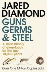 Guns, Germs, And Steel. Arm und Reich, englische Ausgabe