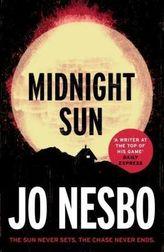 Midnight Sun. Blood on Snow - Das Versteck, englische Ausgabe